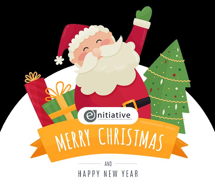 Seasonal Greetings from E-nitiative