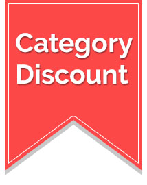 Category Discount